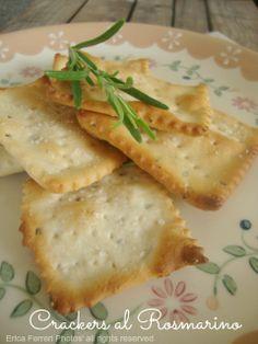 Crackers con esubero LM [NO lievitazione]