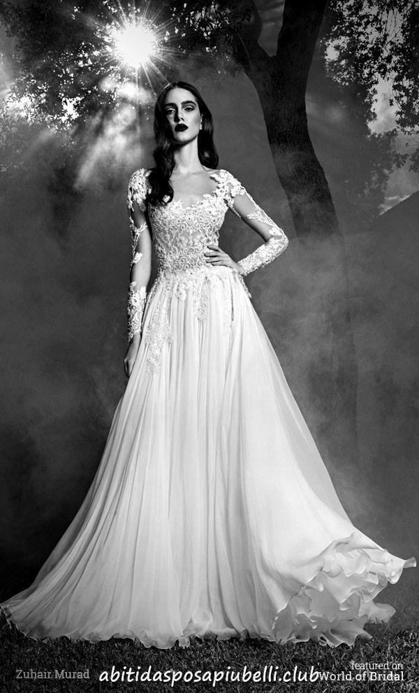 d58c2186be12 Abiti da sposa Zuhair Murad Bridal Fall 2018  abiti  bridal  murad  sposa