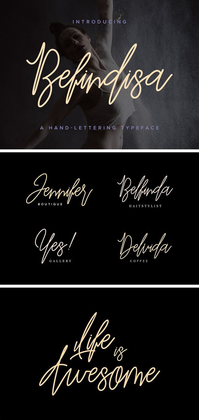Font Befindisa - https://designermaodevaca.com/post/befindisa