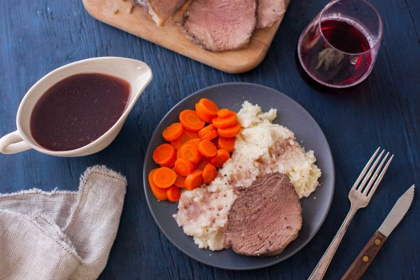 Make and share this Red Wine Crock Pot Roast recipe from Food.com.