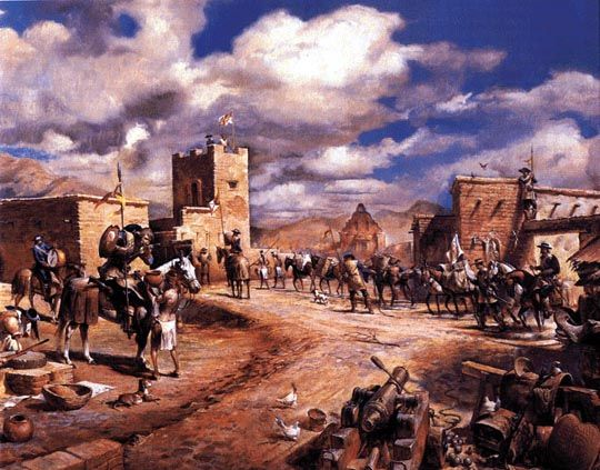 El Rodelero: La Batalla de Cuerno Verde: cuando el Oeste era español