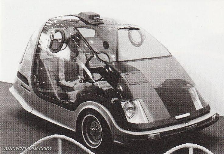 Toyota EX-II - 1969