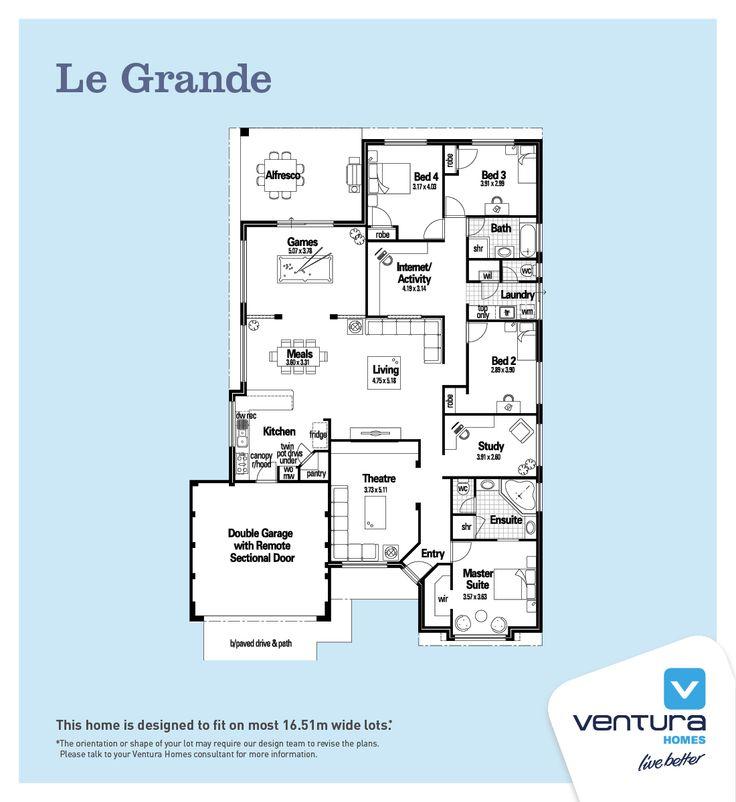 Le Grande Traditional Homes Ventura Homes HP Perth WA
