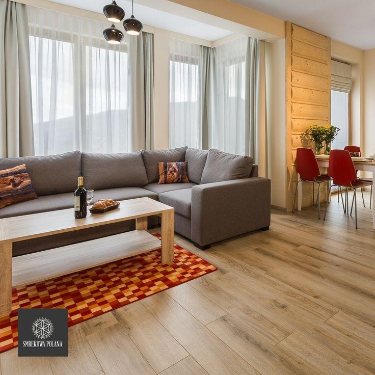 Apartament Kasprowy - zapraszamy! #poland #polska #malopolska #zakopane #resort #apartamenty #apartamentos #noclegi #livingroom #salon