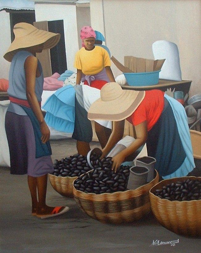 Caribbean art.
