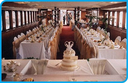 Melbourne River Boat Cruises - Wedding Reception - Corporate Function Event-Dinner Cruise