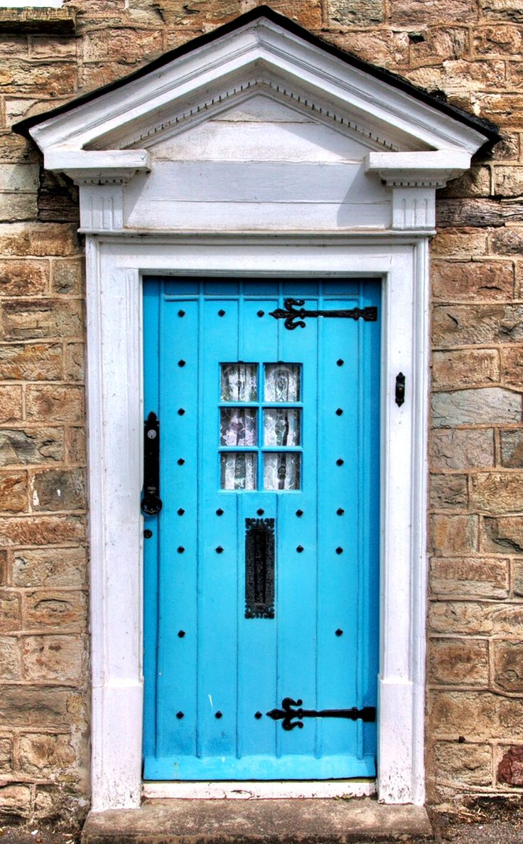 Hay-on-Wye, Brecknockshire, Wales  / view beautiful custom door hardware handcrafted by master artisans > https://balticacustomhardware.com/customdoorhardware/thumblatch-entry-sets.html