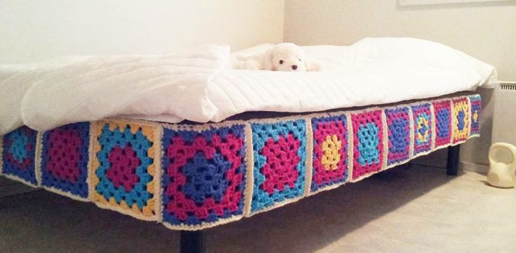 granny squares      ♪ ♪ ... #inspiration_crochet #diy GB