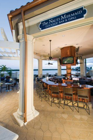 Marina Village Resort -   The Nauti Mermaid  Cape Coral, Florida