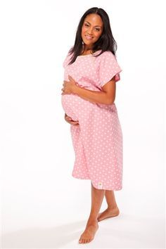 Labor and Delivery Hospital Gown (Molly)