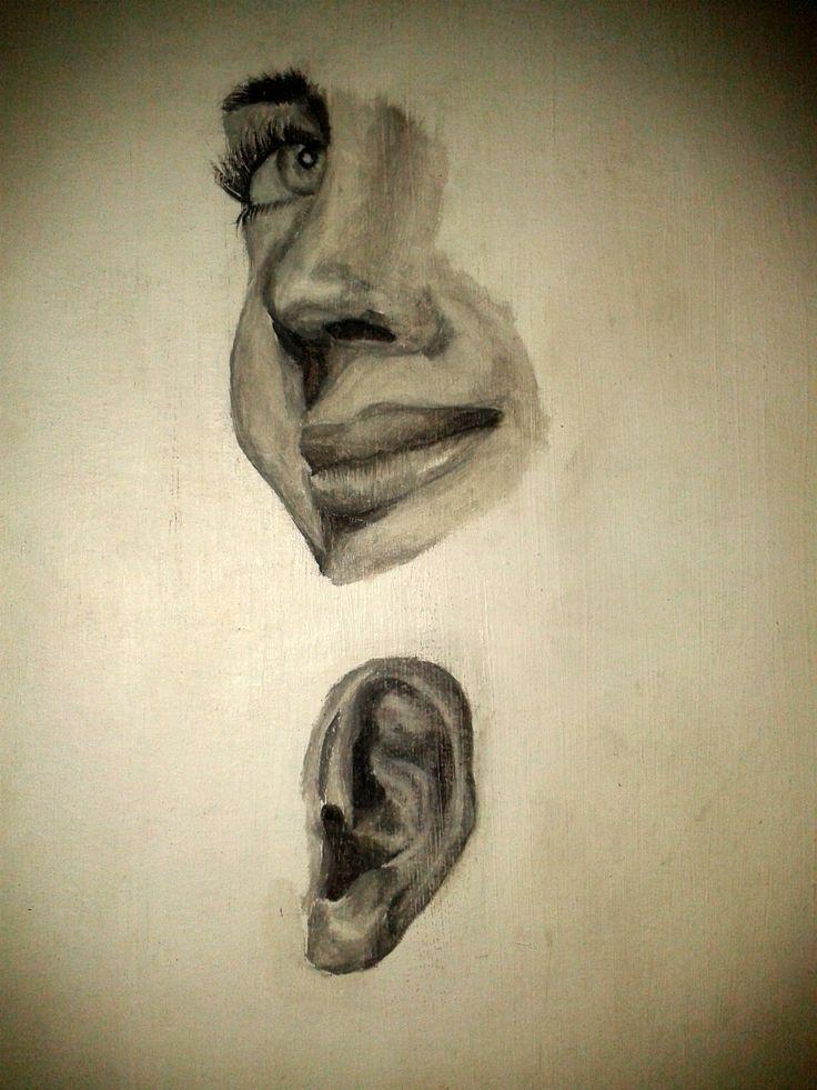 Ame esa oreja jajaja MM painting
