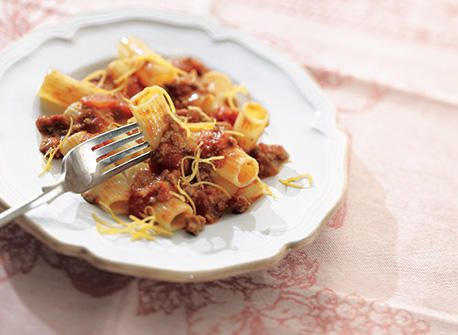 Quick and Easy Beef Pasta