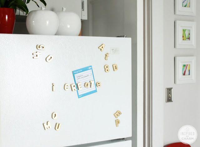 Die besten 25+ Kühlschrank dekor Ideen auf Pinterest Kühlschrank - miniküche mit kühlschrank
