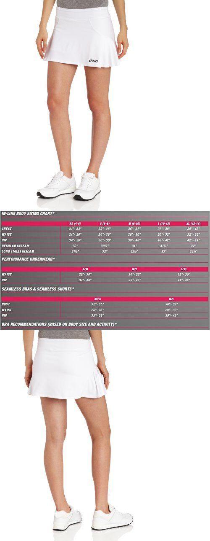 Other Racquet Sport Clothing 70903: Asics Women S Love Skort Medium White Womens Tennis Apparel, New -> BUY IT NOW ONLY: $136.4 on eBay!