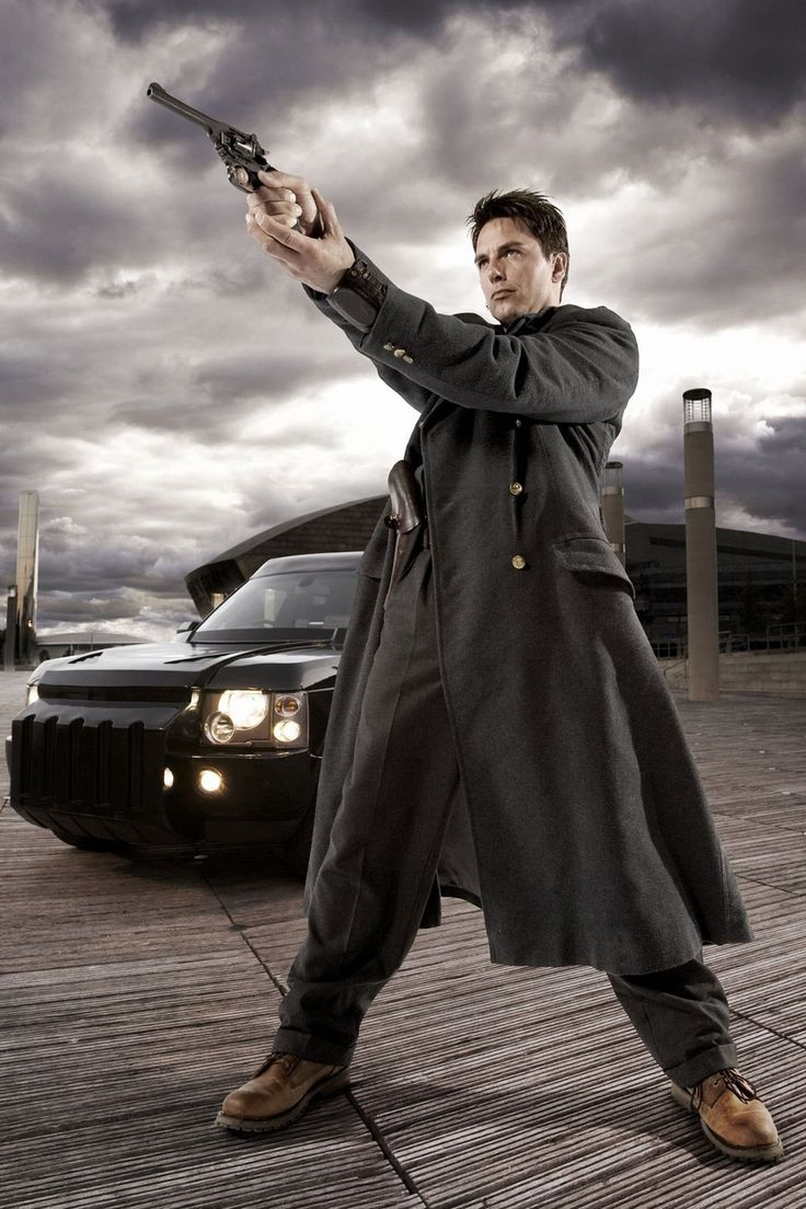 """Captain Jack Harkness is a fictional character played by John Barrowman in Doctor Who and its spin-off series, Torchwood. He first appeared in the 2005 Doctor Who episode """"The Empty Child"""" and reappeared in the remaining episodes of the 2005 series as a companion of the ninth incarnation of the series' protagonist the Doctor. Jack became the central character in the adult-themed Torchwood, and returned in the 2007 series of Doctor Who, reuniting with the tenth incarnation of the Doctor"""