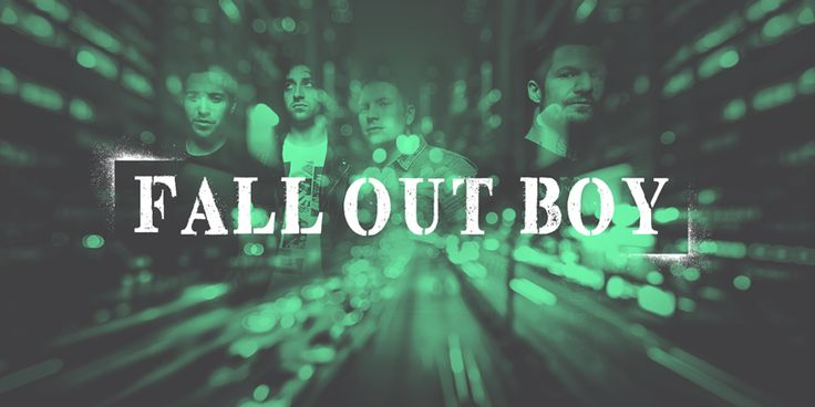 Fall Out Boy is hitting the road again this fall - MANIA Tour