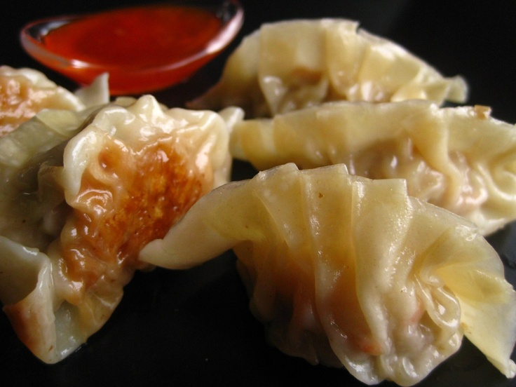 38 best my favorite asian food images on pinterest food network a recipe for potstickers forumfinder Gallery