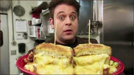 Man VS Food Locations List - Interactive Episode Locations Map & Guides