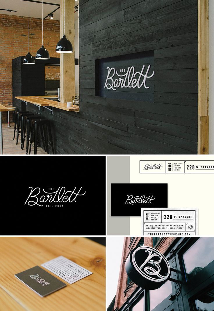 #delicate #personable #identity - Bartlett branding