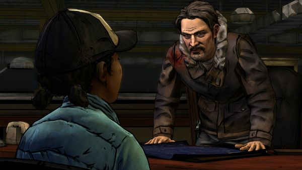 The Walking Dead game's second season takes misery to a new level | The Daily Dot - W.B.