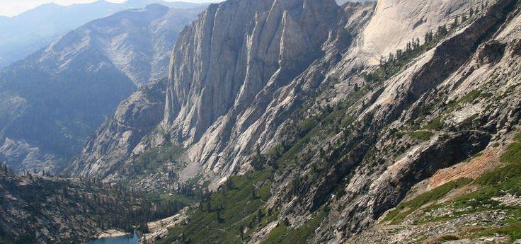 High Sierra trail -sequoia national park