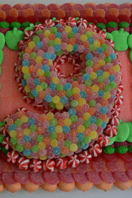 LOS DETALLES DE BEA: Felices 9!!