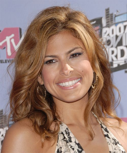 Blonde Highlights Hair Color Pinterest Eva Mendes Blondes And Hair Inspiration