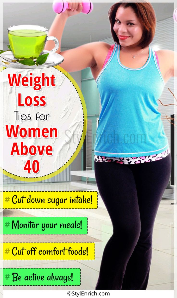 Herbs for weight loss Weight Loss Tips For Women Over 40 That Can Change Their Lifestyle!