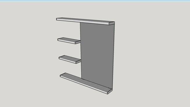 Ikea GODMORGON mirror and lights set - 3D Warehouse