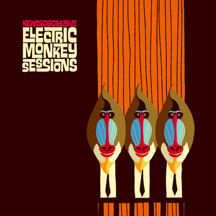 Electric Monkey Sessions 12 inch vinyl incl download € 19,99