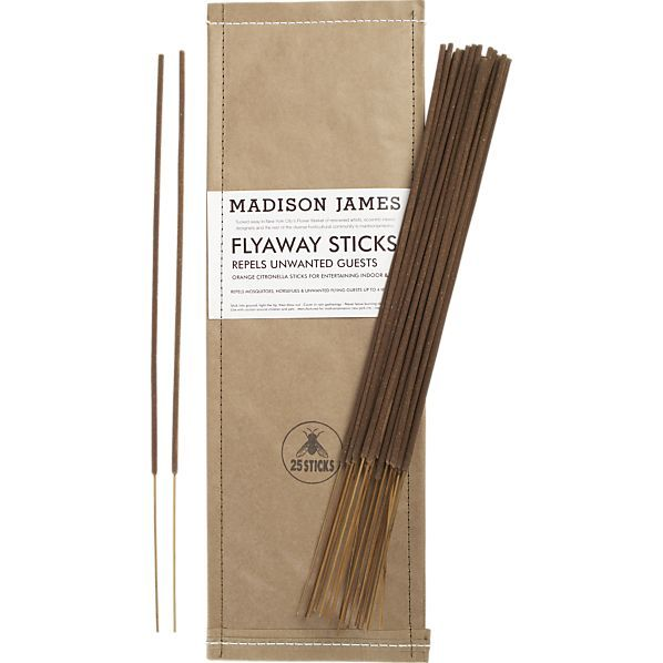 Madison James Flyaway Sticks : fly away sticks eco friendly incense sticks buzz off bees mosquitoes and other flying pests ~ Hamham.info Haus und Dekorationen