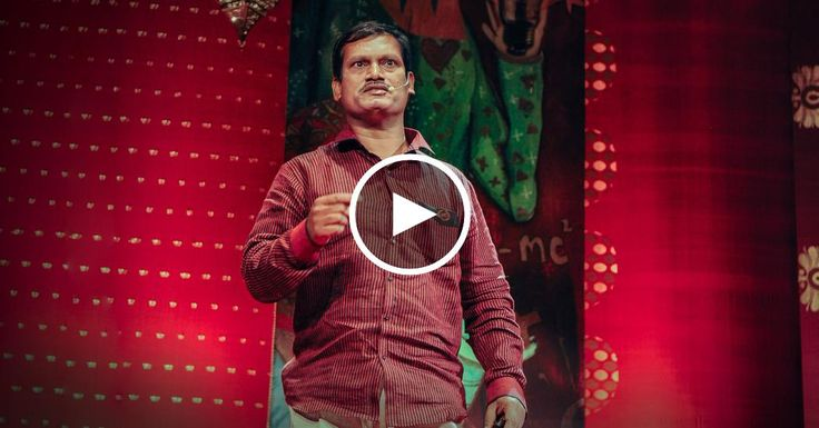 "When he realized his wife had to choose between buying family meals and buying her monthly ""supplies,"" Arunachalam Muruganantham vowed to help her solve the problem of the sanitary pad. His research got very very personal -- and led him to a powerful business model. (Filmed in Bangalore as part of the TED Global Talent Search.)"