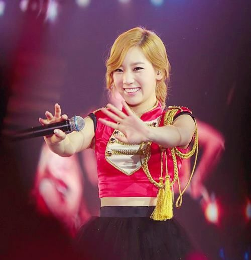 Taeyeon'un favori İngilizce şarkısı 'Taylor Swift- Red'