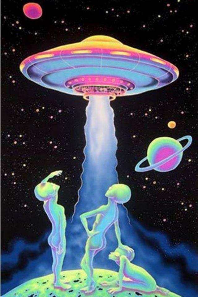#ufo #aliens #acid