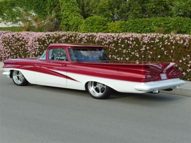 1960 Chevy El Camino Lowrider