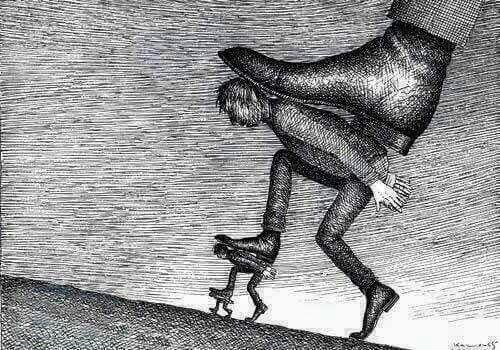Big and small... Repression