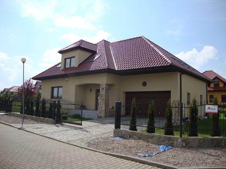 Front Projektu Agnieszka #dom #elewacja #projekt