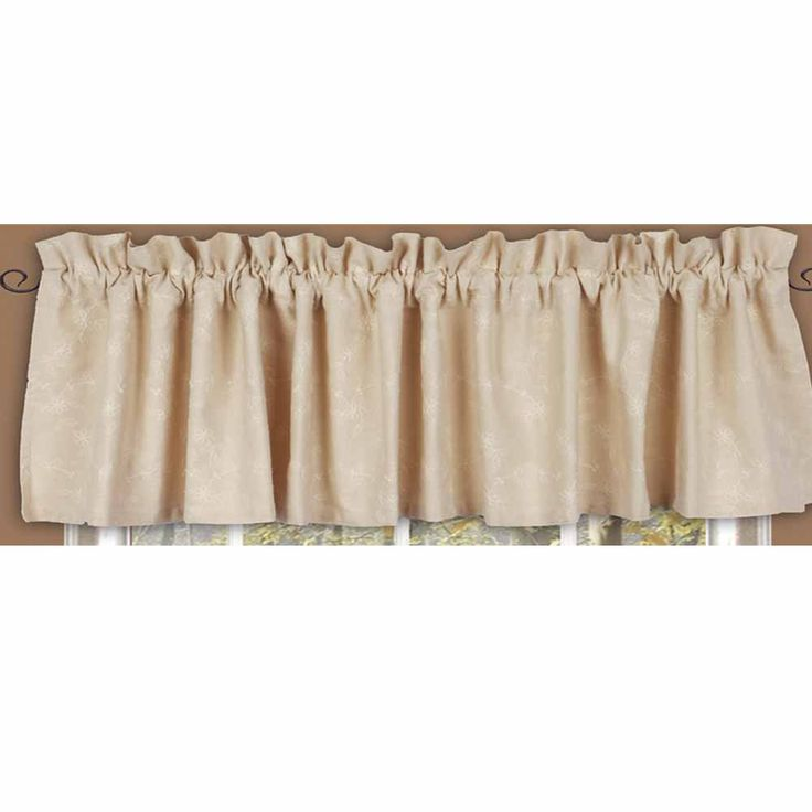 Frilled Kitchen Curtains Lined: 17 Best Ideas About Valances On Pinterest