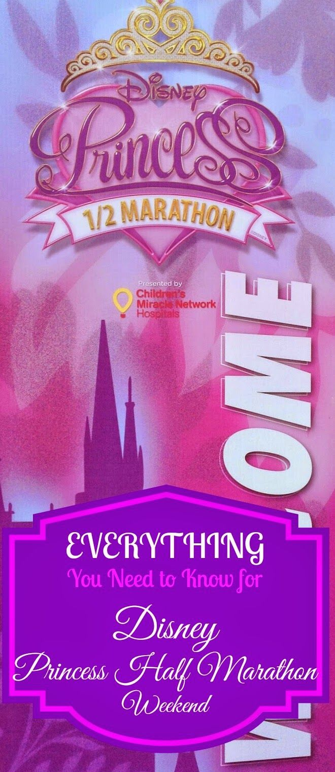 :DISTherapy: Virtual Disney Princess Half Marathon Weekend Blog Hop