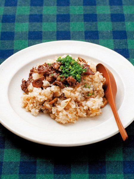 【ELLE a table】牛肉チャーハン レシピ|エル・オンライン