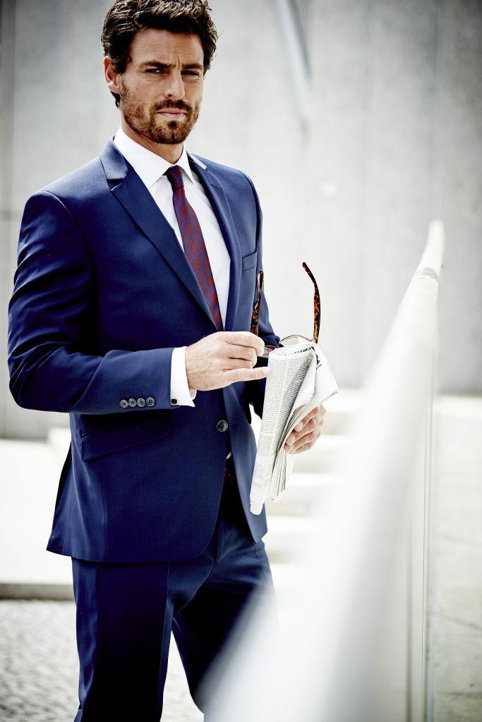 7 besten Anzug Bilder auf Pinterest   Krawatten, Männer outfit und ...