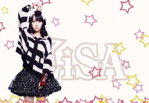 LiSA jpop singer