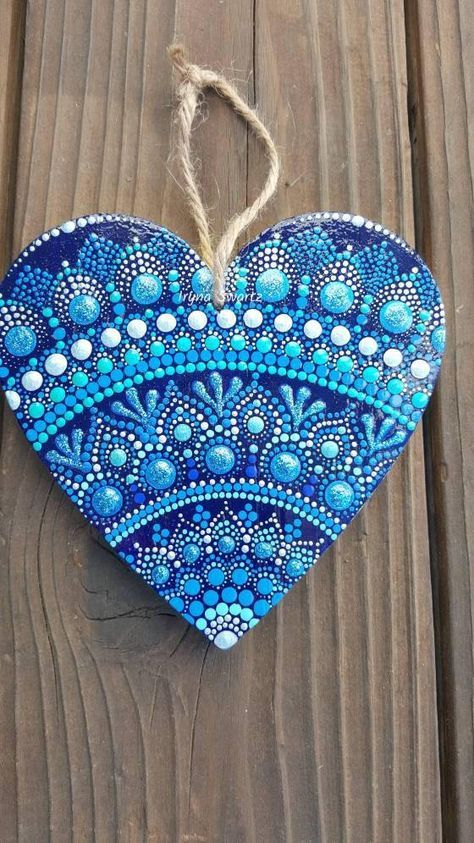 Check out this item in my Etsy shop https://www.etsy.com/listing/574533406/big-wooden-painted-heart-mandala-heart