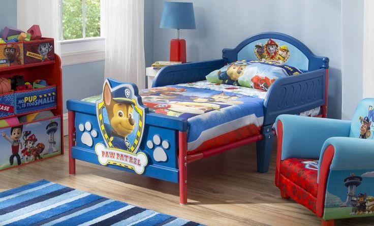 "Nickelodeon Paw Patrol 3D Toddler Bed - Toys""R""Us"
