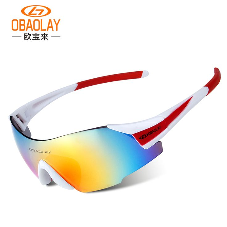 2016 Hot Men Women Cycling Glasses Uv400 Outdoor Sports Windproof Eyewear Mountain Bike Bicycle Mtb Sunglasses Oculos Ciclismo