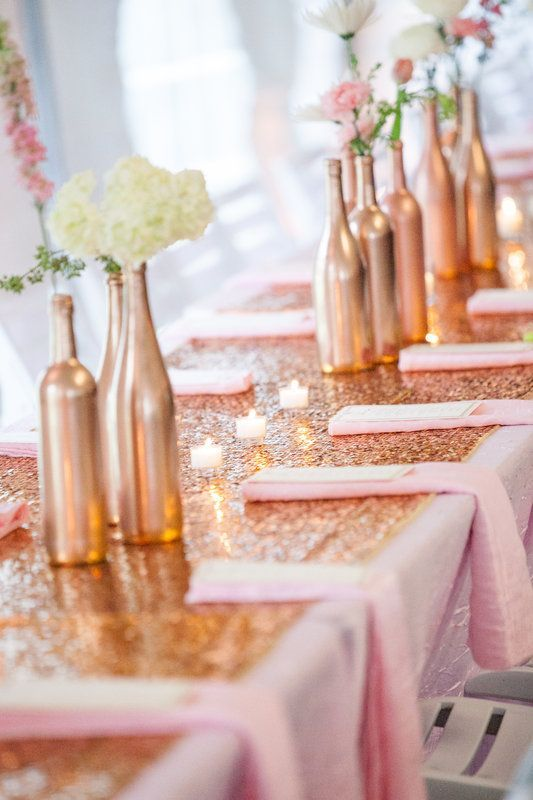 wedding ideas pink and gold 32 best images about wedding on vintage 28284