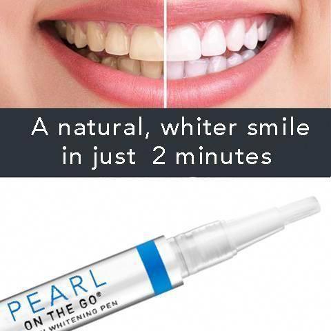 Pearl™ Teeth Whitening Pen + FREE Gift