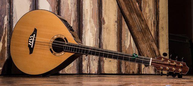 Wood With Strings: Irish Bouzouki #1