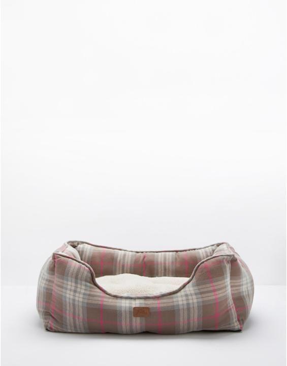 NESTERRectangle Tweed-Effect Pet Bed