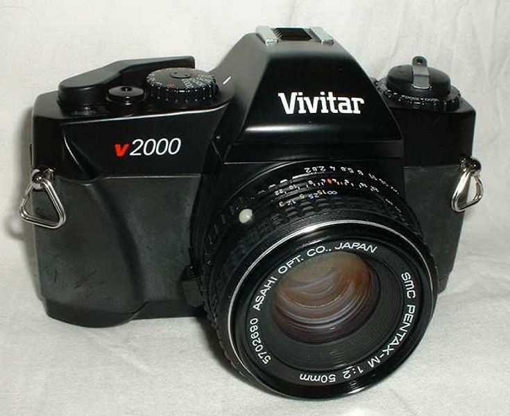 Vivitar V 2000